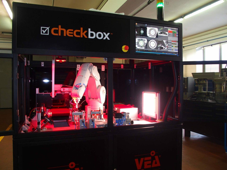 Checkbox Diecast