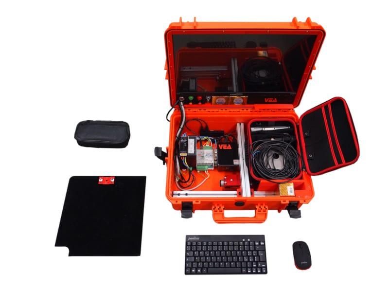Transportable Bildverarbeitungssysteme