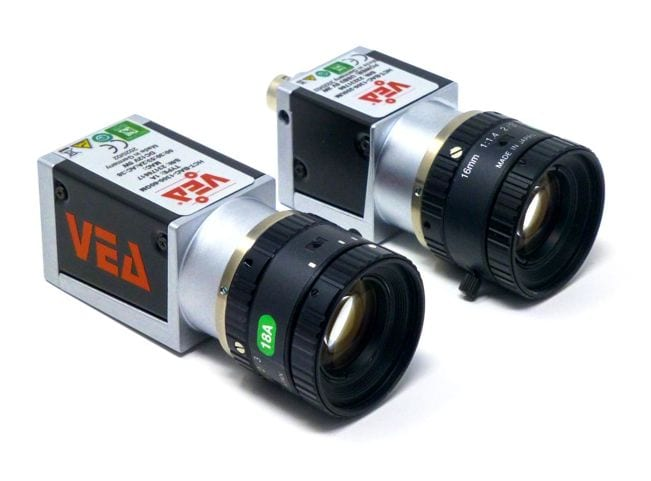 usb3 and gige cameras